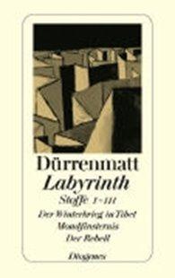 Bild von Dürrenmatt, Friedrich: Labyrinth