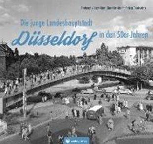 Bild von Düsseldorf in den 50er-Jahren