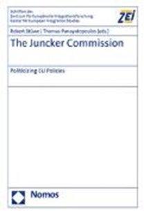 Bild von Stüwe, Robert (Hrsg.) : The Juncker Commission