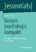 Bild von Gestaltpsychologie kompakt