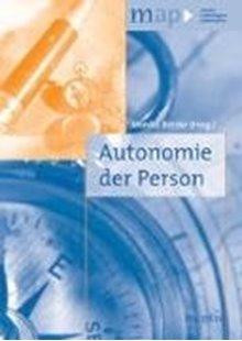 Bild von Betzler, Monika (Hrsg.): Autonomie der Person