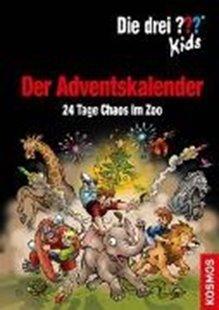Bild von Blanck, Ulf : Die drei ??? Kids, Der Adventskalender