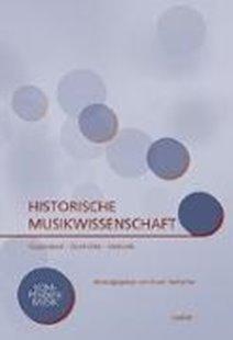 Bild von Hentschel, Frank (Hrsg.): Historische Musikwissenschaft