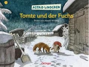 Bild von Tomte und der Fuchs