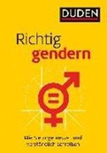 Bild von Steinhauer, Anja : Richtig gendern