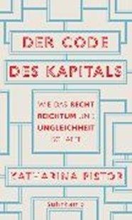 Bild von Pistor, Katharina : Der Code des Kapitals