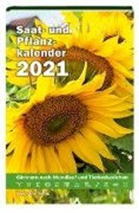 Bild von Steiner, Yvonne: Saat- und Pflanzkalender 2021