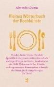 Bild von Dumas, Alexandre : Kleines Wörterbuch der Kochkünste