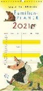 Bild von Erlbruch, Wolf: Wolf Erlbruchs Familienplaner 2021
