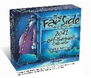 Bild von Larson, Gary: The Far Side® Theme-a-Month 2021 Off-The-Wall Calendar