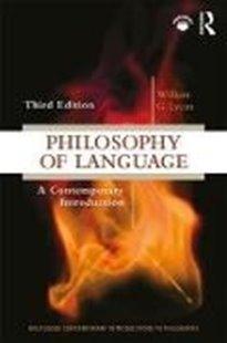 Bild von Lycan, William G: Philosophy of Language