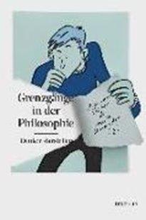 Bild von Fischer, Alexander (Hrsg.) : Grenzgänge in der Philosophie