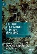 Bild von The Ideal of Parliament in Europe since 1800