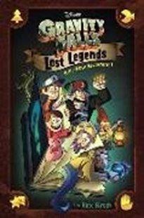 Bild von Hirsch, Alex: Title To Be Revealed: Gravity Falls Graphic Novel