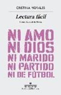 Bild von Morales, Cristina: Lectura Facil