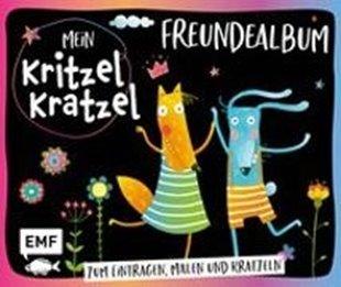 Bild von Mein Kritzel-Kratzel-Freundealbum