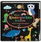 Bild von Brezzi, Sara (Illustr.): Freundebuch - Meine Kindergartenfreunde