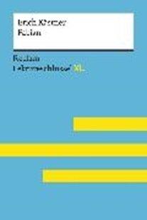 Bild von eBook Fabian von Erich Kästner: Reclam Lektüreschlüssel XL