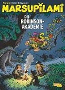 Bild von Franquin, André : Die Robinson-Akademie