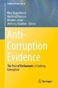 Bild von Stapenhurst, Rick (Hrsg.) : Anti-Corruption Evidence