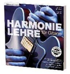 Bild von Brunner, Gerhard : Harmonielehre für Gitarre