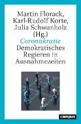 Bild von Florack, Martin (Hrsg.) : Coronakratie