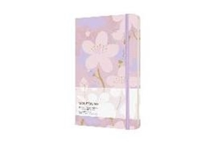 Bild von Moleskine Notizbuch - Sakura 2021, Large/A5, Blanko, Fester Einband, Rosa