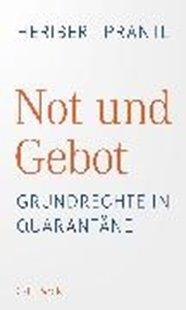Bild von Prantl, Heribert: Not und Gebot