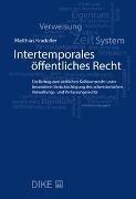 Bild von Kradolfer, Matthias: Intertemporales öffentliches Recht