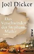 Bild von Dicker, Joël : Das Verschwinden der Stephanie Mailer