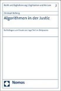 Bild von Rollberg, Christoph: Algorithmen in der Justiz
