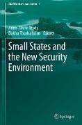 Bild von Thorhallsson, Baldur (Hrsg.) : Small States and the New Security Environment