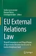 Bild von Lorenzmeier, Stefan (Hrsg.) : EU External Relations Law