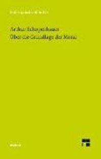 Bild von Schopenhauer, Arthur : Über die Grundlage der Moral