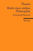 Bild von Theano : Briefe einer antiken Philosophin