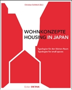 Bild von Schittich, Christian (Hrsg.): Wohnkonzepte Housing in Japan
