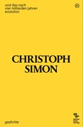 Bild von Simon, Christoph : und das nach vier milliarden jahren evolution