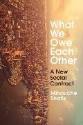 Bild von Shafik, Minouche: What We Owe Each Other