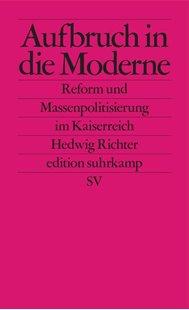 Bild von Richter, Hedwig: Aufbruch in die Moderne