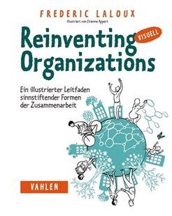 Bild von Laloux, Frederic : Reinventing Organizations visuell