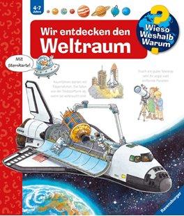 Bild von Erne, Andrea : Wieso? Weshalb? Warum? Wir entdecken den Weltraum (Band 32)