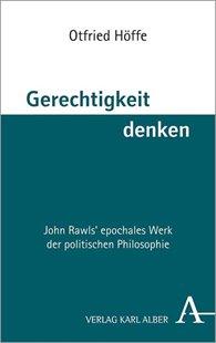 Bild von Höffe, Otfried: Gerechtigkeit denken
