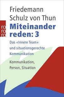 Bild von Schulz von Thun, Friedemann : Miteinander reden 3
