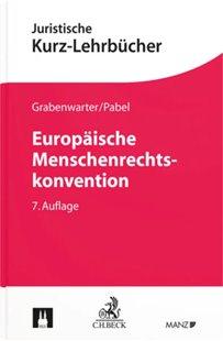Bild von Grabenwarter, Christoph : Europäische Menschenrechtskonvention
