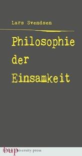 Bild von Svendsen, Lars Fredrik Händler : Philosophie der Einsamkeit