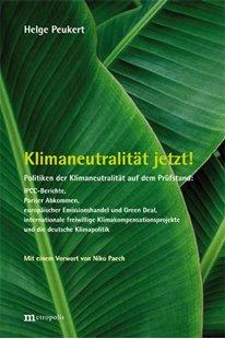 Bild von Peukert, Helge : Klimaneutralität jetzt!