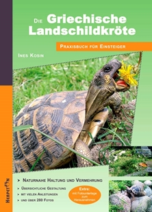 Bild von Kosin, Ines: Die Griechische Landschildkröte