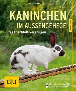 Bild von Wegler, Monika : Kaninchen im Außengehege