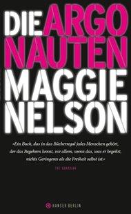 Bild von Nelson, Maggie : Die Argonauten