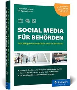 Bild von Germann, Christiane : Social Media für Behörden